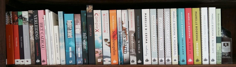 boeken Marelle Boersma