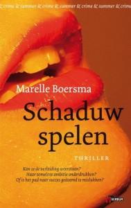 literaire thriller Schaduwspelen