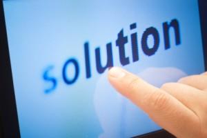 schrijf oplossingen