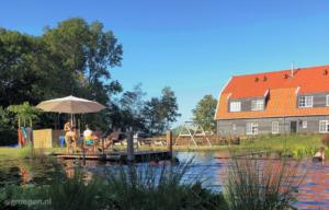 schrijven op Texel
