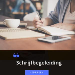 schrijfbegeleiding