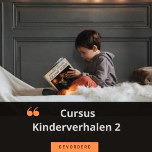 cursus kinderverhalen